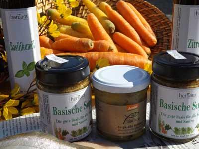 Bio gemüse und Basische Suppe Biobauernmarkt Freyung