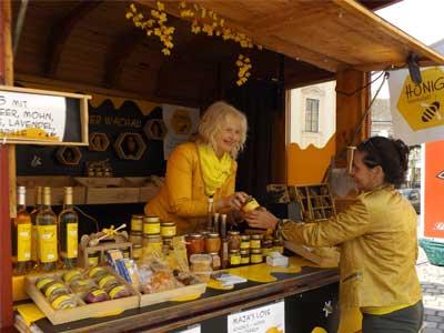 Honigwerkstatt bio Honig Biobauernmarkt Freyung